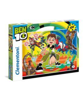 CLEMENTONI PUZZLE 104 EL. BEN 10