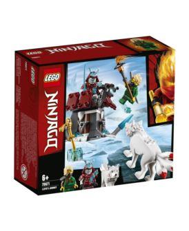 70671 LEGO NINJAGO PODRÓŻ LLOOYDA