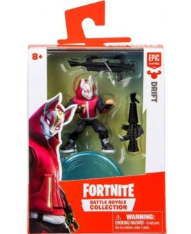 FORTNITE FIGURKA DRIFT Z AKCESORIAMI