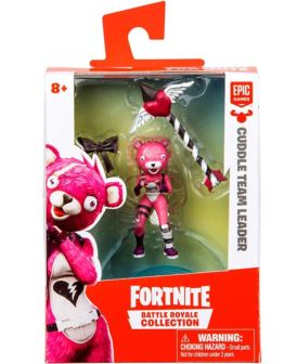 FORTNITE FIGURKA CUDDLE TEAM LEADER Z AKCESORIAMI
