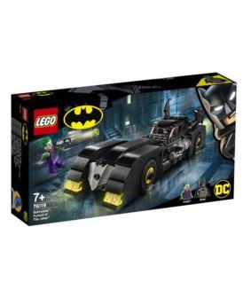 76119 LEGO SUPER HEROES BATMOBILE W POGONI ZA JOKE