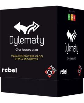 REBEL GRA DYLEMATY 2 EDYCJA