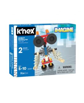 K'NEX IMAGINE ROBOT ZESTAW 2 BUDOWLE 30 EL.