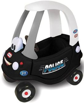 LITTLE TIKES COZY COUPES - POLICJA