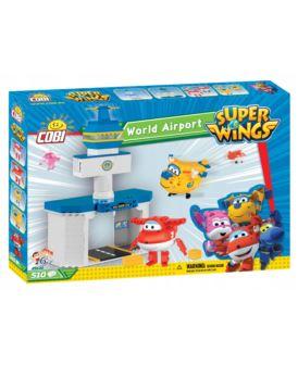 COBI SUPER WINGS WORLD AIRPORT 510 KL.