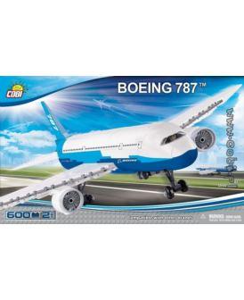 COBI SAMOLOT BOEING 787 DREAMLINER