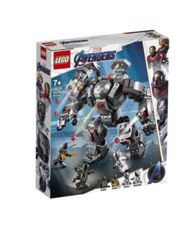 76124 LEGO SUPER HEROES POGROMCA WAR MACHINE