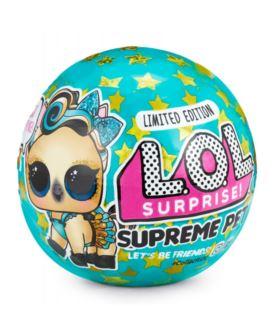 L.O.L. SURPRISE ZWIERZĘTA SUPREME PETS EXCLUSIVE