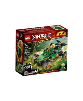 71700 LEGO NINJAGO DŻUNGLOWY ŚCIGACZ
