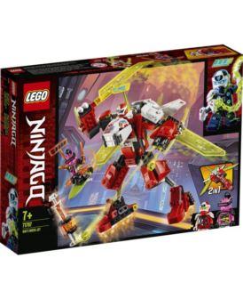 71707 LEGO NINJAGO ROBOT ODRZUTOWIEC KAIA