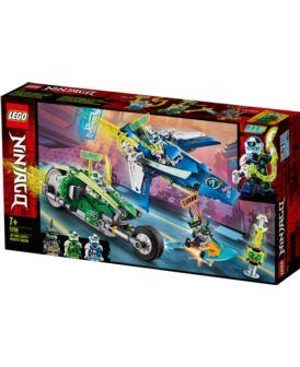 71709 LEGO NINJAGO WYŚCIGÓWKI JAYA I LLOYDA