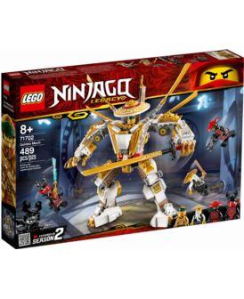 71702 LEGO NINJAGO ZŁOTA ZBROJA