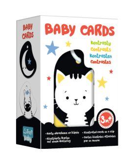 TREFL BABY CARDS KONTRASTY 01592