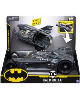 BATMAN BATMOBIL 2W1 DLA FIGUREK 15 CM