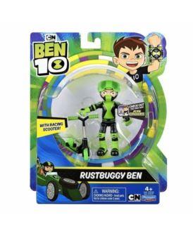 BEN 10 FIGURKA 13 CM RUSTBUGGY BEN