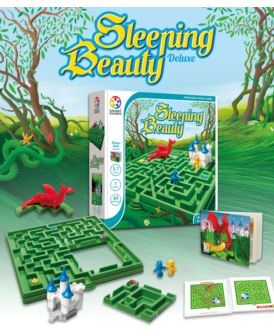 SMART GAMES SLEEPING BEAUTY ENG