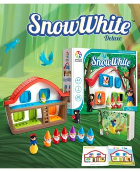 SMART GAMES SNOWWHITE DELUXE ENG
