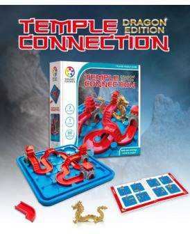 SMART GAMES TEMPLE CONNECTION DRAGON ENG