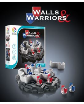 SMART GAMES WALLS & WARRIORS ENG