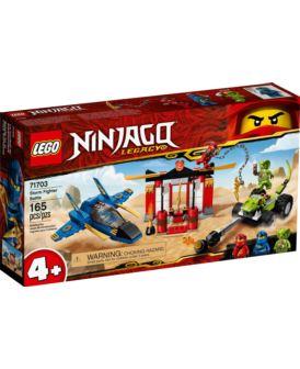 71703 LEGO NINJAGO BITWA BURZLIWEGO MYŚLIWCA