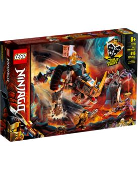 71719 LEGO NINJAGO ROGATY STWÓR ZANE'A