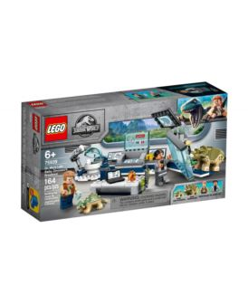 75939 LEGO JURASSIC WORLD LABORATORIOM DOKTORA WU