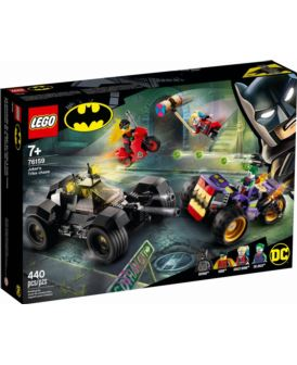 76159 LEGO SUPER HEROES TRÓJKOŁOWY MOTOCYKL JOKERA