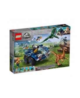 75940 LEGO JURASSIC GALLIMIM I PTERANODOD UCIECZKA
