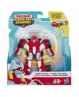 TRASFORMERS RESCUE BOTS HEATWAVE THE FIRE-BOT