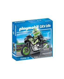 PLAYMOBIL 70204 WYCIECZKA MOTOCYKLOWA