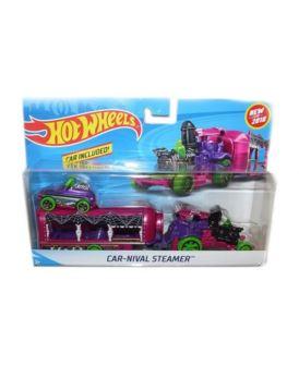 HOT WHEELS CIĘŻARÓWKA CAR-NIVAL STEAMER