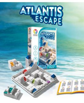 SMART GAMES ATLANTIS ESCAPE ENG