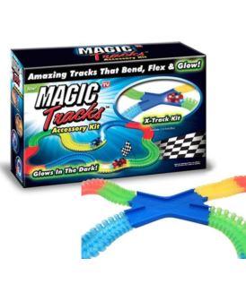 MAGIC TRACKS TOR WYŚCIGOWY ŚWIECĄCY X-TRACK 532284