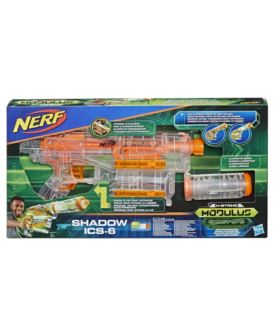 NERF N-STRIKE MODULUS SHADOW ICS-6