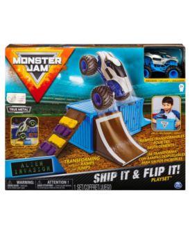 MONSTER JAM SHIP IT FLIP IT! + ALIEN INVASION