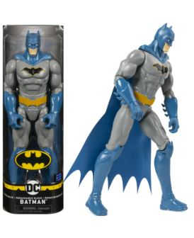 BATMAN FIGURKA BATMAN 30 CM REBIRTH BLUE