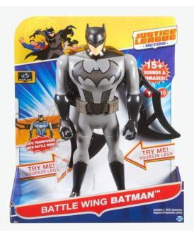 JUSTICE LEAGUE BATMAN FIGURKA Z DŹWIĘKIEM