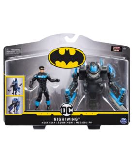 BATMAN FIGURKA NIGHTWING W ZWBROI