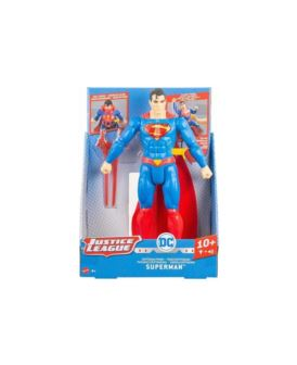 SUPERMAN JUSTICE LEAGUE FIGURKA Z DŹWIĘKIEM