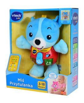 VTECH MIŚ PRZYTULANKA NIEBIESKI  61066