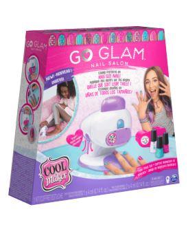 GO GLAM STUDIO MANICURE / PEDICURE