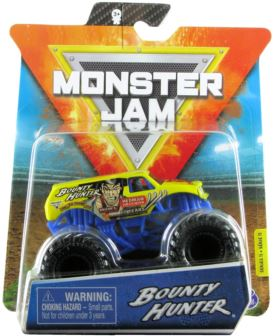 MONSTER JAM 1:64 BOUTY HUNTER
