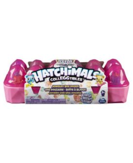 HATCHIMALS THE ROYAL HATTCH 12 SZT W PUDEŁKU