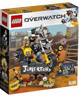 75977 LEGO OVERWATCH WIEPRZU I ZŁOMIARZ