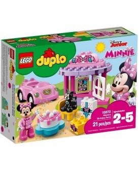 10873 LEGO DUPLO PRZYJĘCIE URODZINOWE MINNIE