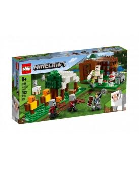 21159 LEGO MINECRAFT KRYJÓWKA ROZBÓJNIKÓW