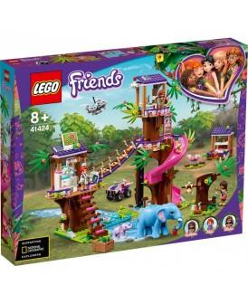 41424 LEGO FRIENDS BAZA RATOWNICZA
