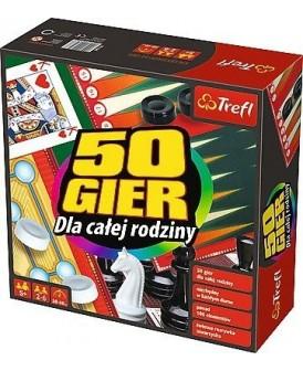 TREFL GRA KALEJDOSKOP 50 GIER 0746