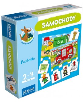GRANNA GRA SAMOCHODY