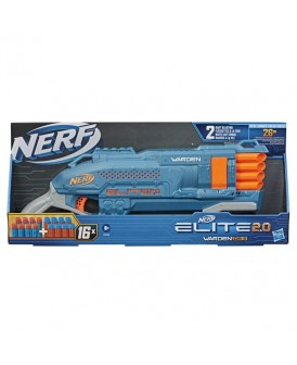 NERF ELITE 2.0 WARDEN DB 8